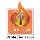 Protege 1 Hora contra Fogo
