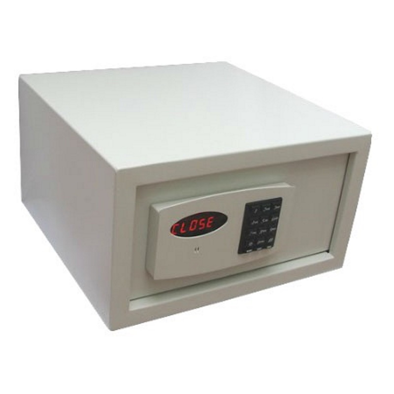 Cofre Digital Office Top Hotels Gold Safe com Auditoria